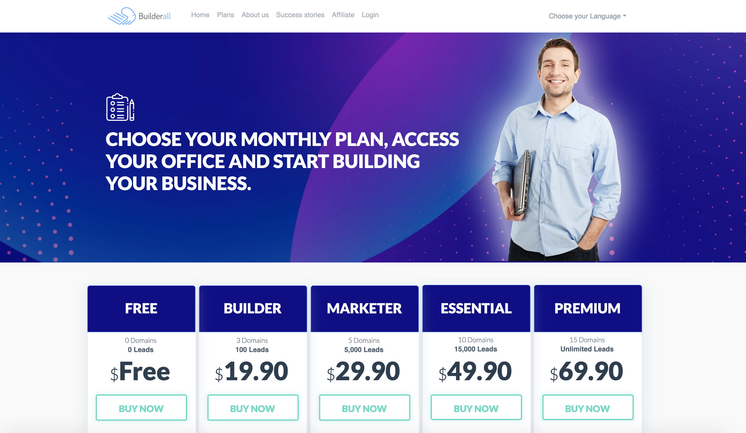 Builderall all-in-one digital business platform